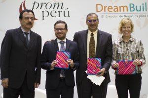 Primer Congreso Nacional Dreambuilder - Ella Exporta.