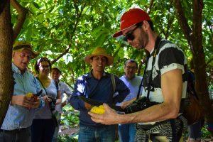 Cacao peruano en Europa y Asia