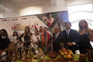 Conferencia de prensa ExpoAmazónica 2020
